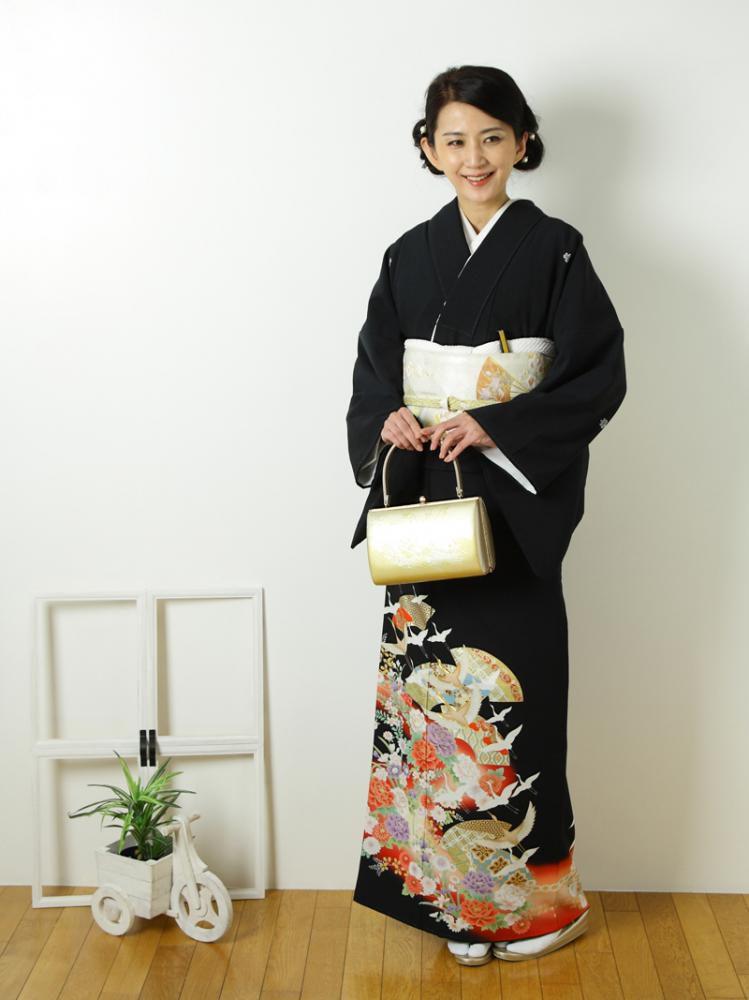 [留袖] MT-001 まきやす・衣裳(ウエディング・ふりそで・袴など)のレンタル(豊川・豊橋・岡崎・東浦)