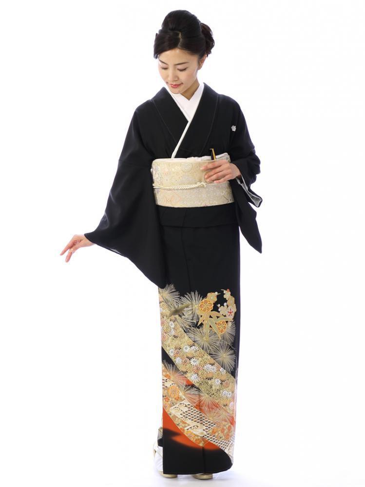 [留袖]MT-022|まきやす・衣裳(ウエディング・ふりそで・袴など)のレンタル(豊川・豊橋・岡崎・東浦)