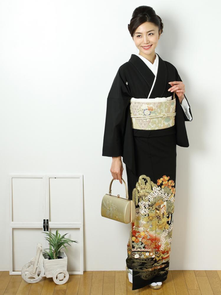 [留袖]MT-027|まきやす・衣裳(ウエディング・ふりそで・袴など)のレンタル(豊川・豊橋・岡崎・東浦)