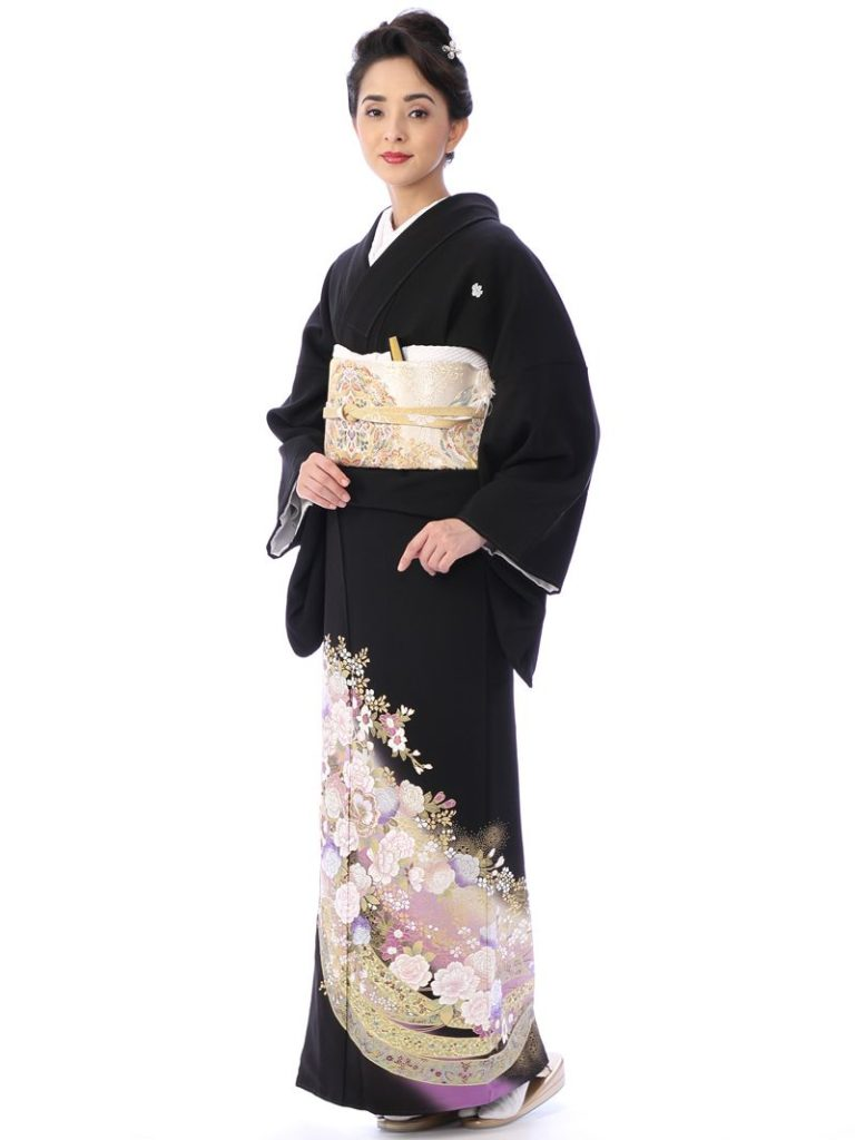 [留袖] MT-041|まきやす・衣裳(ウエディング・ふりそで・袴など)のレンタル(豊川・豊橋・岡崎・東浦)