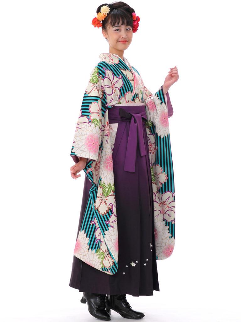 0S0123_E-H056|まきやす・衣裳(ウエディング・ふりそで・袴など)のレンタル(豊川・豊橋・岡崎・東浦)