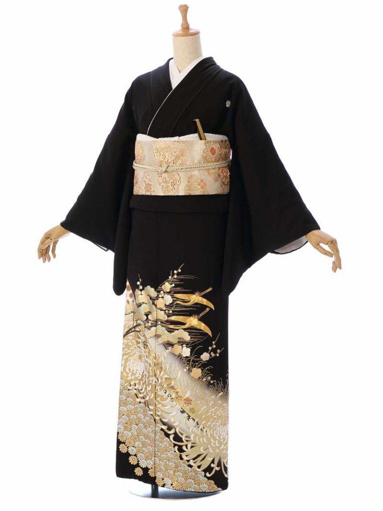 [留袖] MP-0006|まきやす・衣裳(ウエディング・ふりそで・袴など)のレンタル(豊川・豊橋・岡崎・東浦)