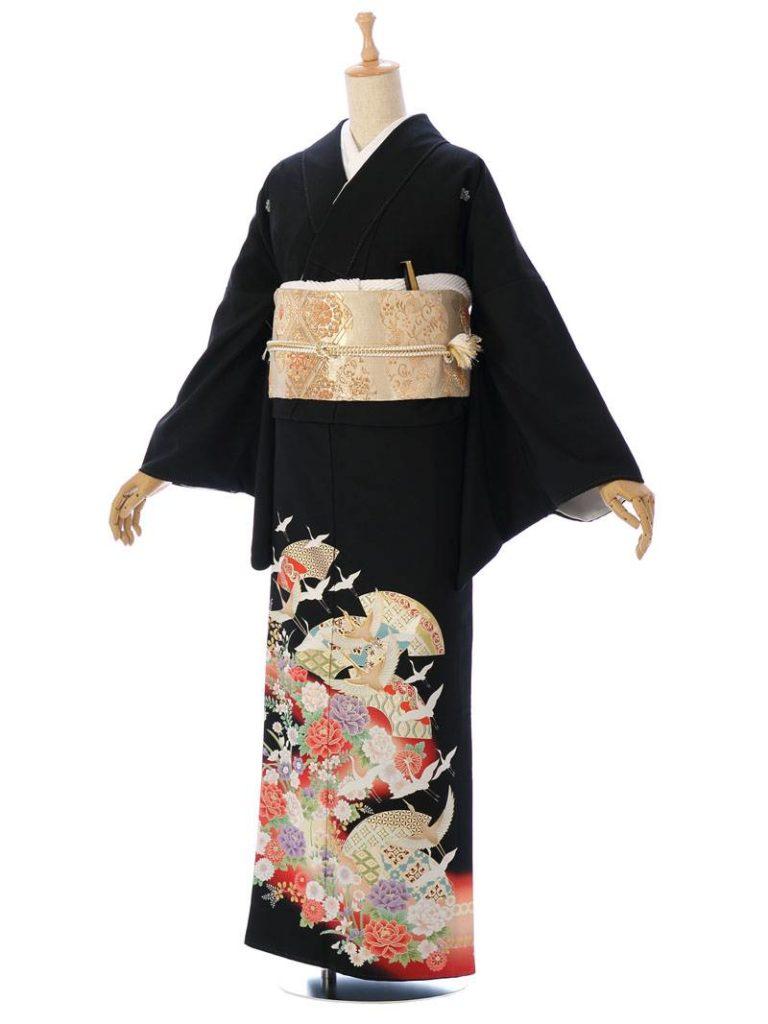 [留袖] MT-001|まきやす・衣裳(ウエディング・ふりそで・袴など)のレンタル(豊川・豊橋・岡崎・東浦)