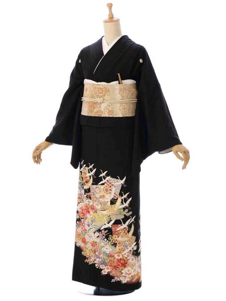 [留袖] MT-004|まきやす・衣裳(ウエディング・ふりそで・袴など)のレンタル(豊川・豊橋・岡崎・東浦)