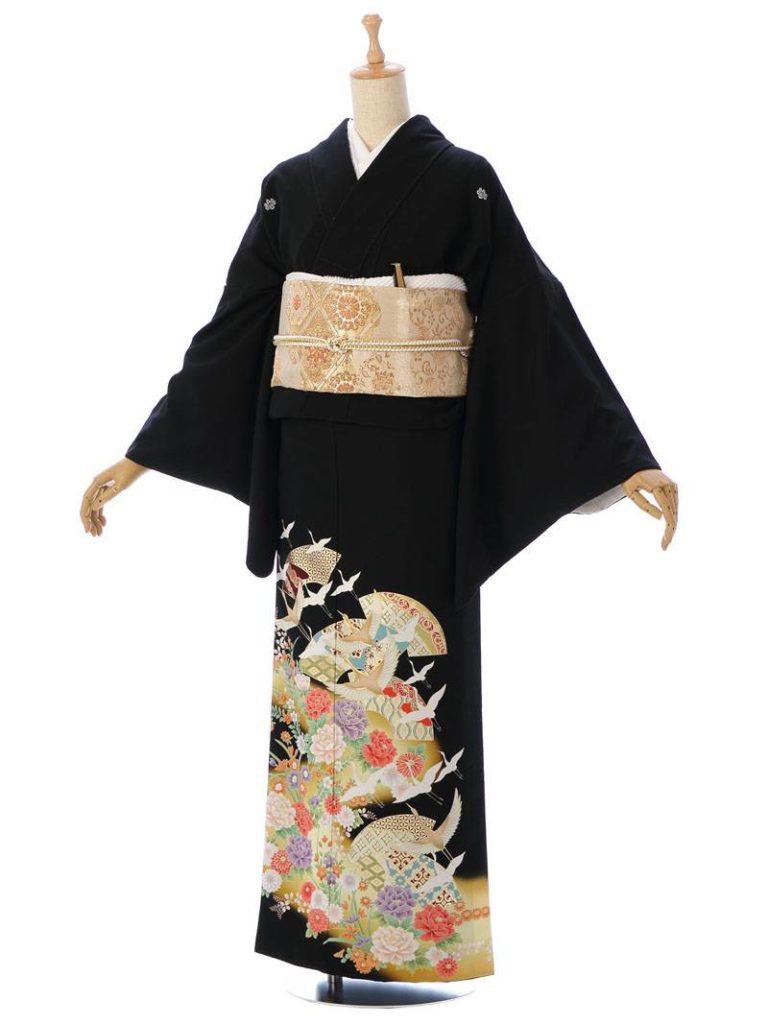 [留袖] MT-013|まきやす・衣裳(ウエディング・ふりそで・袴など)のレンタル(豊川・豊橋・岡崎・東浦)