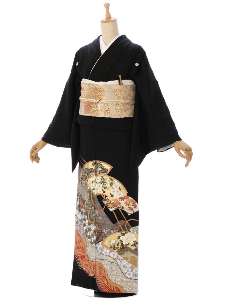 [留袖] MT-030|まきやす・衣裳(ウエディング・ふりそで・袴など)のレンタル(豊川・豊橋・岡崎・東浦)